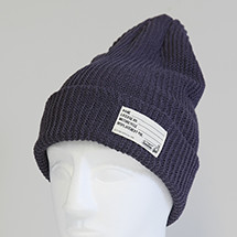 TS KNIT CAP CHARCOAL