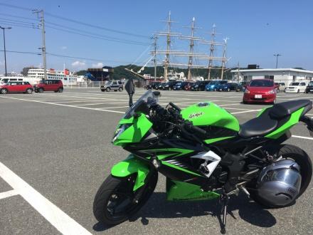 海の風薫る 三浦半島・横須賀ツーリング