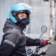 HOT CHILLYSより、防風・防水&透湿素材であるチルブロックを採用した防寒マスクが販売中