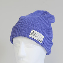 TS KNIT CAP PURPLE