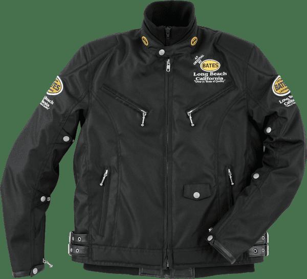 BSP-4 ナイロン&レザージャケット
