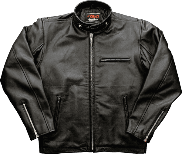 AWL-005 SINGLE LEATHER JACKET