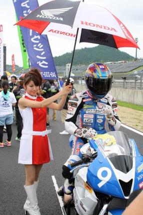 MotoGP日本GP グリッドガール募集