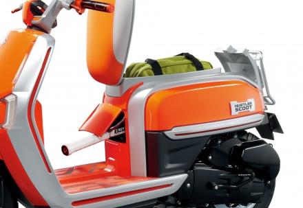 スズキ SUZUKI 東京モーターショー2015 出品モデル HUSTLER SCOOT ハスラースクート