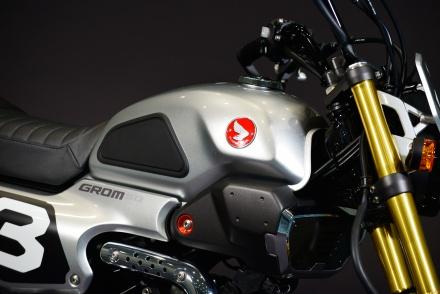 東京モーターショー2015 HONDA ホンダ GROM50 Scrambler Concept-One グロム50スクランブラーコンセプト