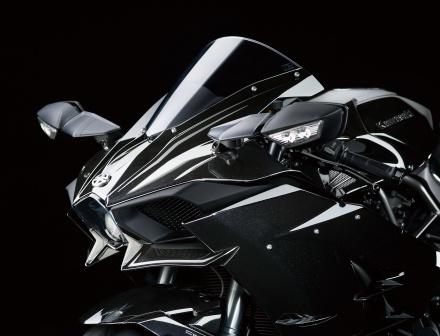 カワサキ・Ninja H2 2016年モデルで新カラーを採用