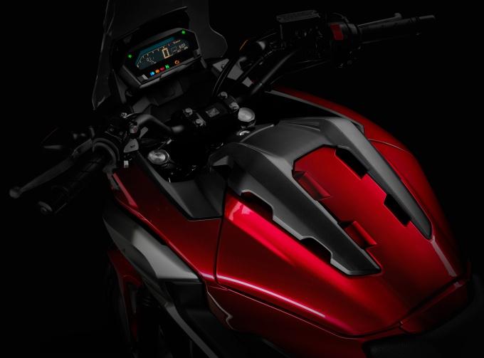 NC750X 2016年モデル HONDA ホンダ 東京モーターショー2015