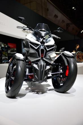 東京モーターショー2015 注目のバイクたち!! ホンダ編