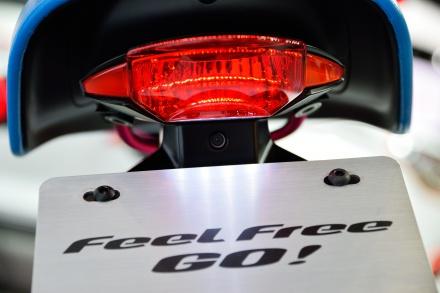 FEEL FREE GO! フィールフリーゴー 東京モーターショー2015