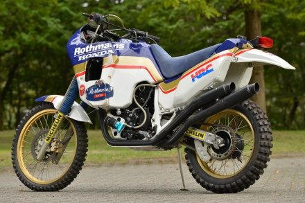 CRF1000L AFRICATWIN AFRICA TWIN アフリカツイン NXR750 XL500R CRF450 RALLY ラリー