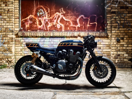 XJR1300 by Iron Heart