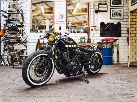 XV950 'The Face' by Kingston Customs