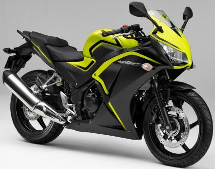 CBR250Rの2016年モデルが発表!! 蛍光カラー採用のSpecial Editionも