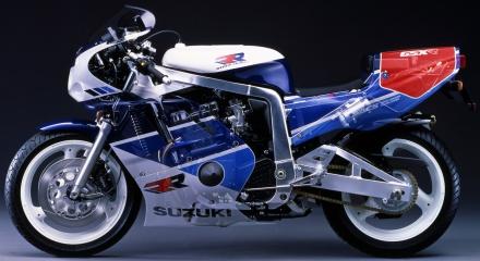 【GSX-R750 30年間の軌跡】1989年 GSX-R750R