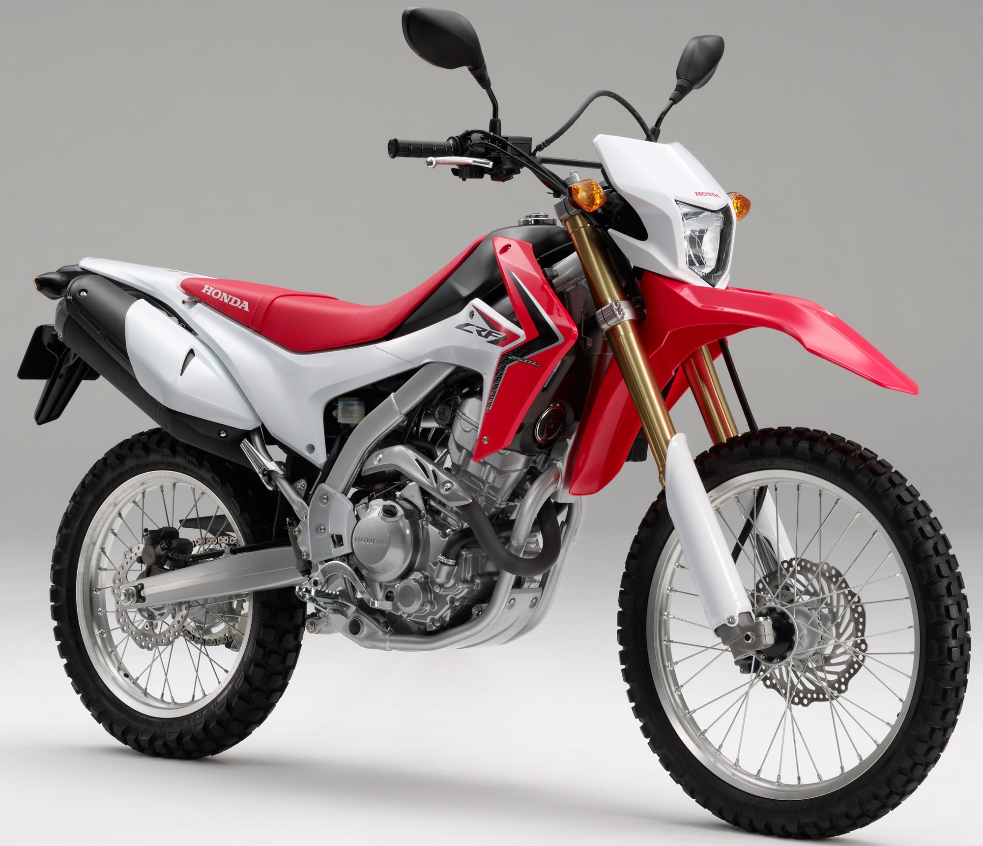 """2012 Honda Crf250l Specs Released: CRF250Lは、過激すぎない""""ちょうどいい""""性能が持ち味だ"""