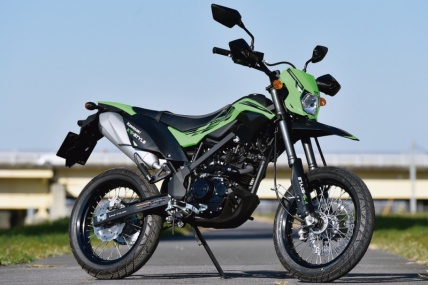KAWASAKI D-TRACKER150 SpecialEdition