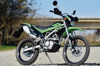 KAWASAKI KLX170BF SpecialEdition