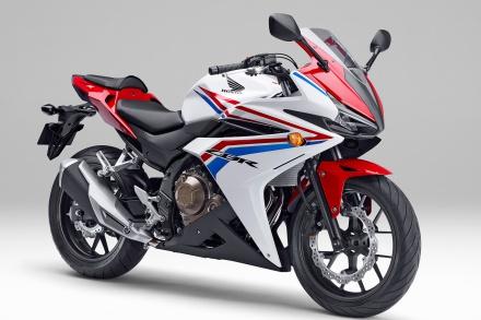 2016年 新型CBR400Rの発売時期&価格が決定!!