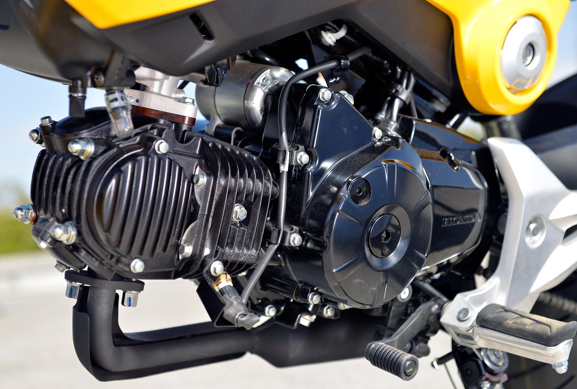 2015 Honda Grom >> 2013年に登場した新世代のレジャーモデル・GROMは、本格装備が魅力!! | バイクニュース | タンデムスタイル