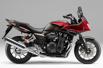 新色の追加された2016年CB1300SF/SBが3月18日より販売開始
