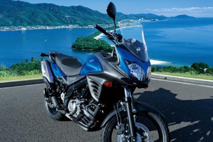 ミドルクラスの軽快さを持つアドベンチャーモデル・V-STROM650 ABS/XT ABSまとめ