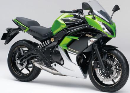 650ccモデル譲りの余裕あるシャシーが魅力のNinja 400R/Ninja 400 まとめ