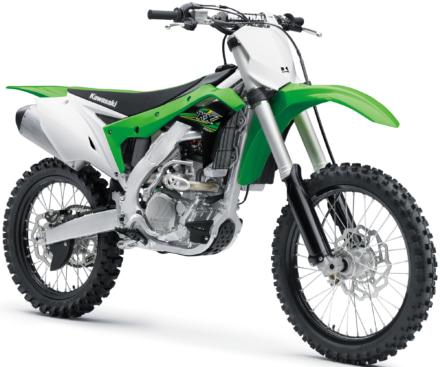 さらに戦闘力を増した2017年モデルのKX250Fが、2016年7月より販売開始!