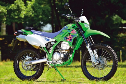 KAWASAKI KLX250 Final Edition