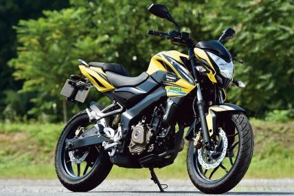 KAWASAKI PULSAR200NS