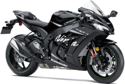 2017年 Ninja ZX-10RRが登場!レーシーなグラフィックにアルミ鍛造ホイール&専用タイヤを採用