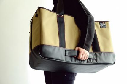 sunsetclimaxから大容量バッグ『GEAR BAG』が新発売