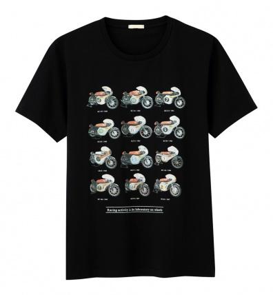 GU×HondaのコラボTシャツが新発売