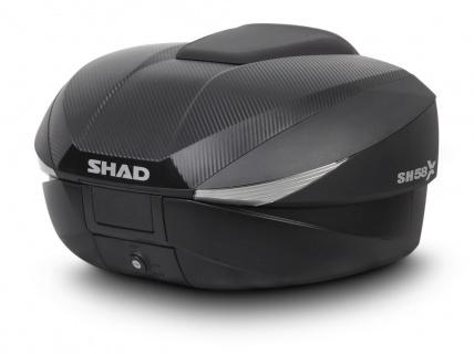 SHADから業界初の可変容量式トップケース『TOP CASE SH58X』が新発売