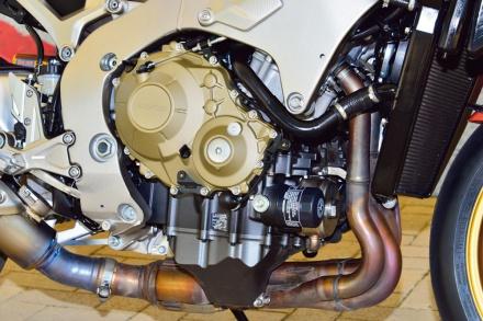 ホンダ・CBR1000RRのエンジン