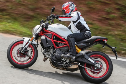 DUCATI MONSTER 797/Plus