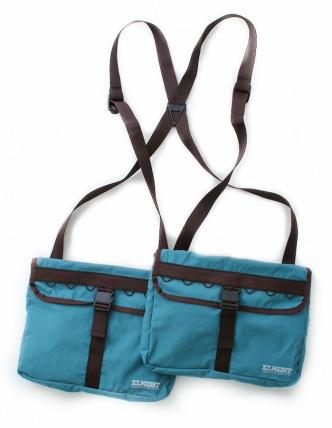 エルネストからベスト型バッグの『ADOVENT VEST』が新発売