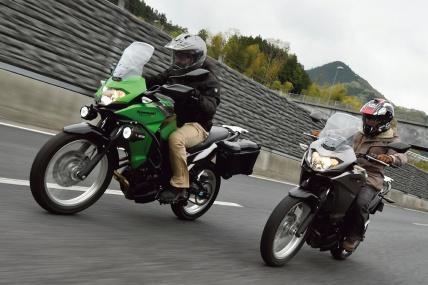 KAWASAKI ヴェルシスX250 ABS/ツアー