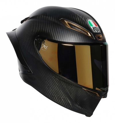 DAINEZE & AGVからプレミアムな高品質ヘルメット『PISTA GP R / ANNIVERSARIO』が予約受付中
