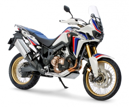 タミヤから1/6 オートバイシリーズに『Honda CRF1000L アフリカツイン』が登場