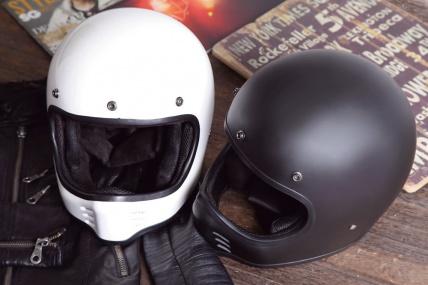 RIDEZからビンテージオフを再現したヘルメット『G-MX HELMET』が登場