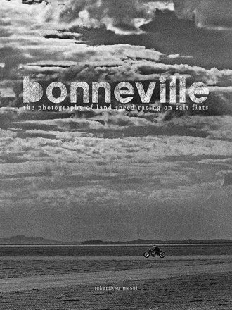 スピードフリークの聖地「bonneville」の写真集が発売