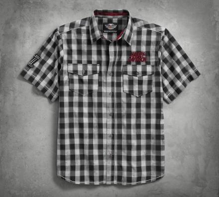 普段着使いできる、ハーレーのボーリングシャツが登場