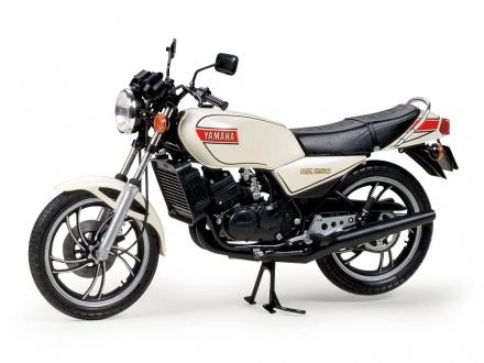 TAMIYA 1/12オートバイシリーズの『ヤマハ RZ250』と『ヤマハ RZ350』が登場