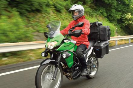 KAWASAKI VERSYS-X 250 ABS TOURER