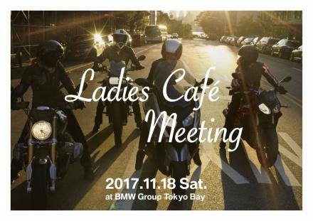 BMW Ladies Cafe Meeting