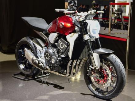 [東京モーターショー2017]ホンダがネオスポーツカフェコンセプトを世界初披露! 市販モデルは11月6日に発表か!?
