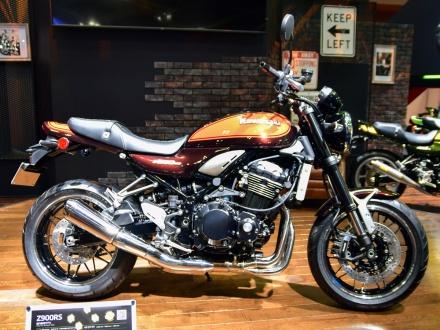 [東京モーターショー2017]カワサキからZ900RSが遂に発表! 2017年12月1日より国内販売開始!!