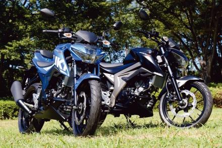 SUZUKI GSX-S125 ABS