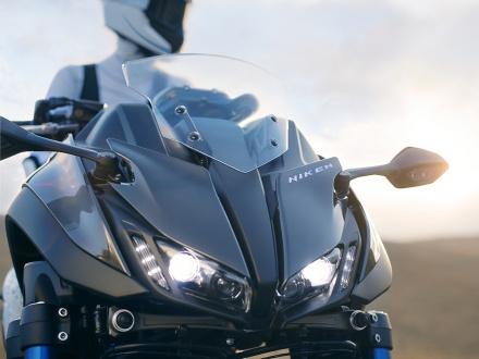 YAMAHAの新型LMW・NIKENがEICMA2017で正式に発表!欧州では2017年12月にも価格などが発表されるぞ