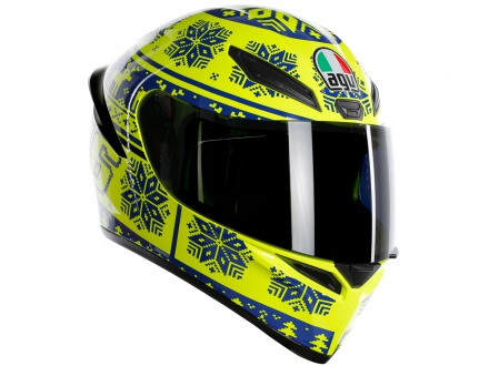 AGVより、ストリート向けのフルフェイスヘルメット・K1が登場